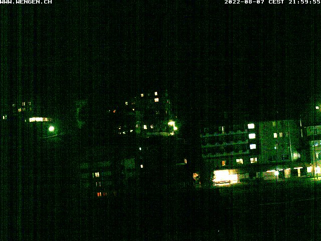 Wengen Webcam